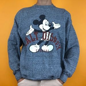 Vintage 90s Disney Mickey Mouse crewneck